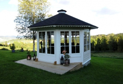 10 M² Pavilion